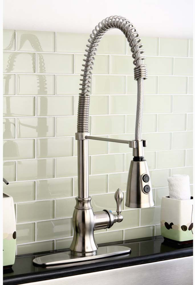 American Pull Down Kitchen Faucet