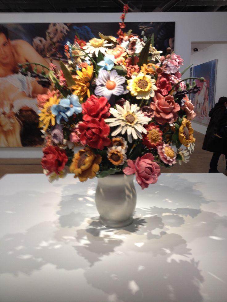 Jeff Koons: The Pompidou Centre