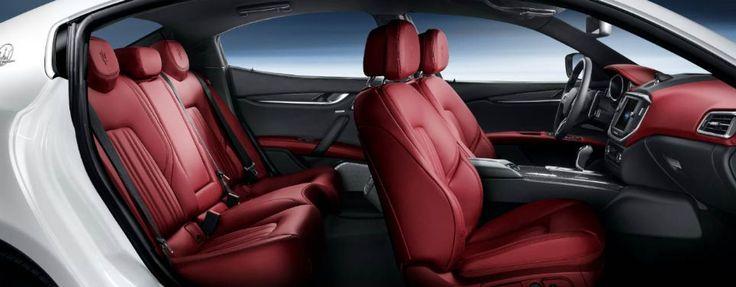 Maserati | Modelos | Ghibli S Q4