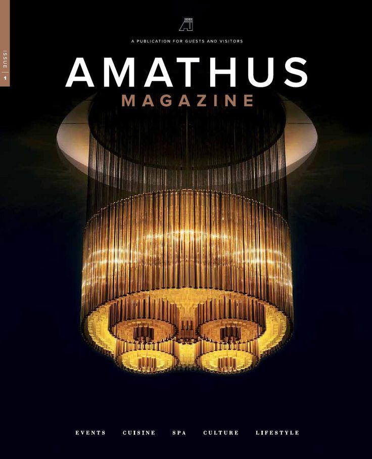 Amathus Magazine issue 1