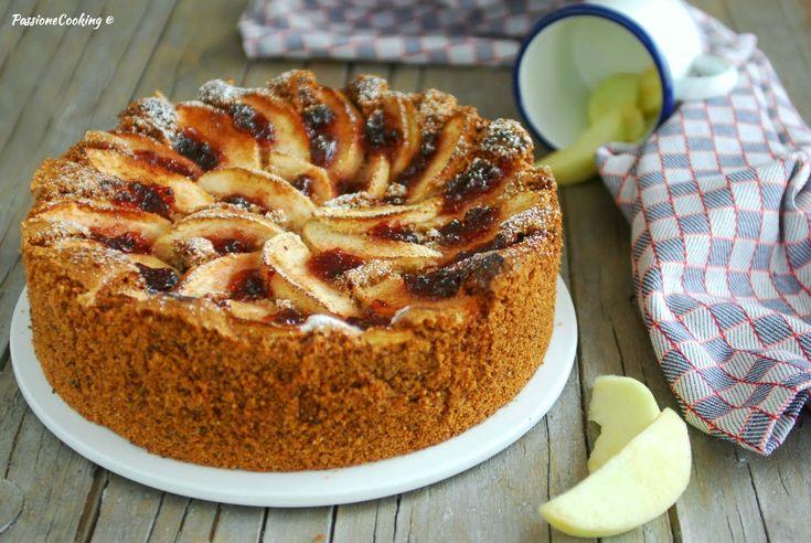 Torta di grano saraceno e mele, senza glutine e senza lattosio http://blog.giallozafferano.it/passionecooking/torta-grano-saraceno-mele-morbida-delizia/