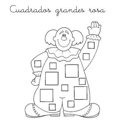 Escuela infantil castillo de Blanca: FICHAS DE MATEMÁTICAS -1