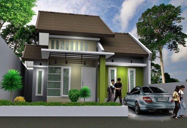 100 Desain Rumah Minimalis HD Terbaru