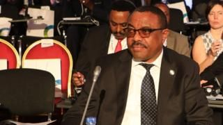 Ethiopia to launch all political prisoners says prime minister