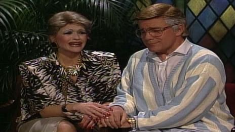 Watch Church Chat: Jim and Tammy Faye Bakker From Saturday Night Live - NBC.com
