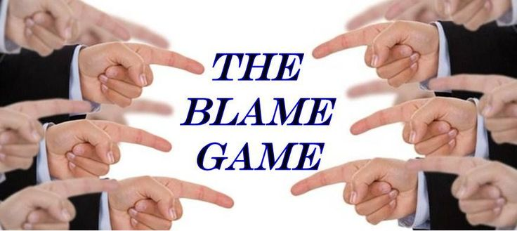 The Relationship Blame Game - Providence Life Coaching and Reiki Counseling -the-blame-game pointing fingers