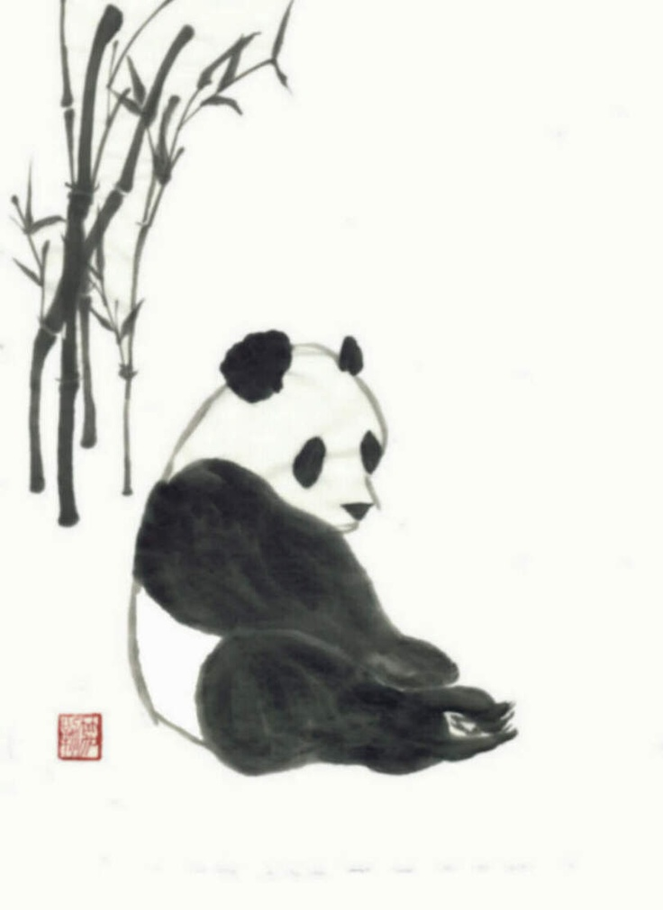 165 best images about chinese painting bamboo on Pinterest