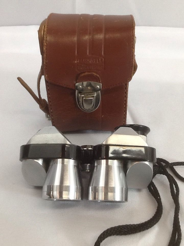 Vintage Bushnell Binoculars Broadfield 6x25 Bird Watching Outdoor Birding 117643 #Bushnell
