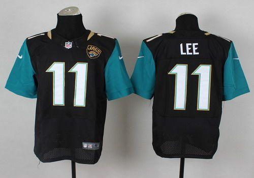 nike jacksonville jaguars 11 marqise lee 2013 black elite jersey nfl jacksonville jaguars jerseys pinterest nike