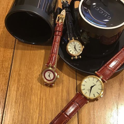 the latest 29844 eab7d 京都店【VINTAGE GUCCI WATCH】 人気のヴィンテージグッチ時計が ...