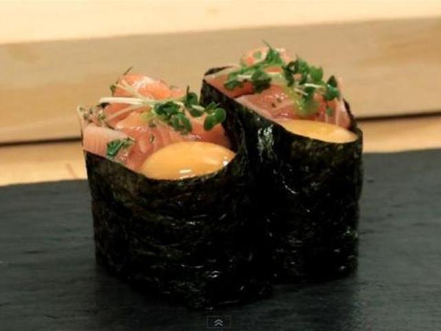 #gunkan #sushi