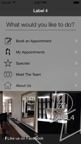Label 4 app
