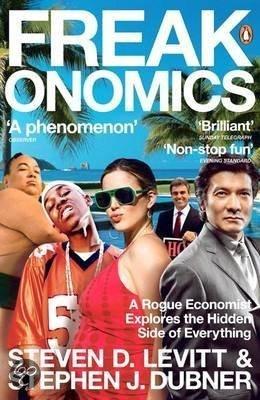 bol.com   Freakonomics, Stephen J. Dubner & Steven D. Levitt   Boeken