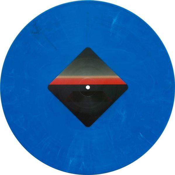 Noctourniquet, Album by The Mars Volta. 2xLP.  Limited edition on 3500 copies. A/B vinyl - opaque orange. C/D vinyl - blue marbled. Collection of unusual, rare vinyl and unique colored collectible records.