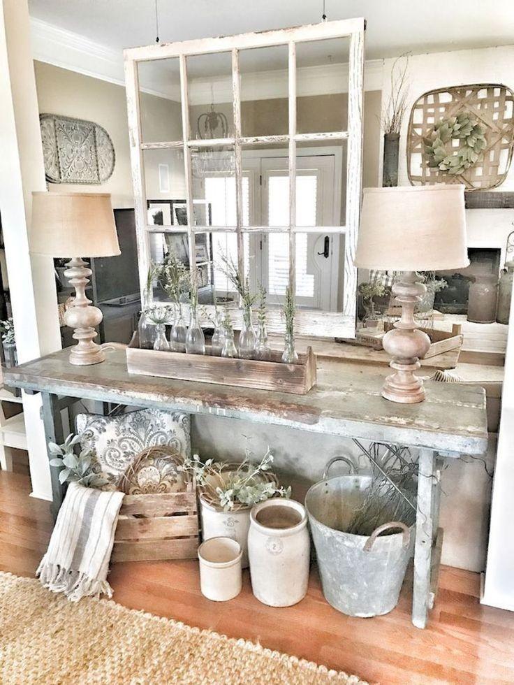 43 Awesome Modern Farmhouse Dining Room Design Ideas