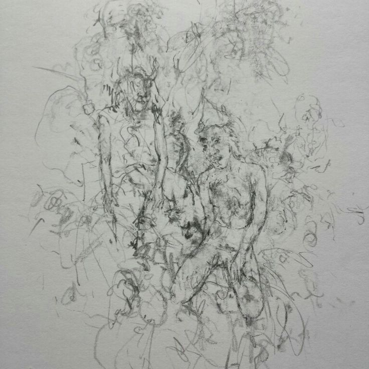 Jayne Anita Smith - sketchbook doodles
