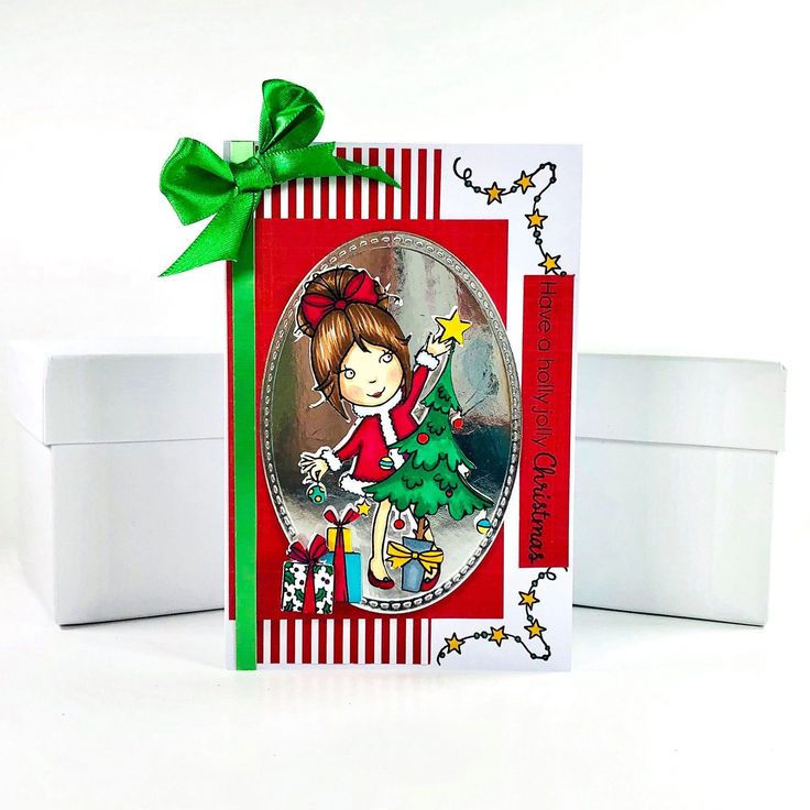 Annabel Spencely Cute Character Christmas Stamps by