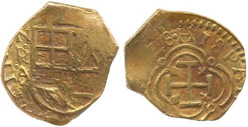 """Articles:Gold Cobs The """"Mesuno Hoard"""": Revisited - Colombian Gold Cobs - Daniel Frank Sedwick, LLC. Specialists in the colonial coinage of Spanish America as well as shipwreck coins"""
