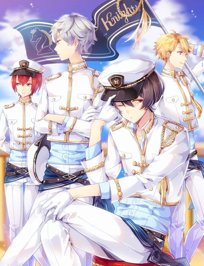 Knights   Ensemble Stars {No Leo. qAq}