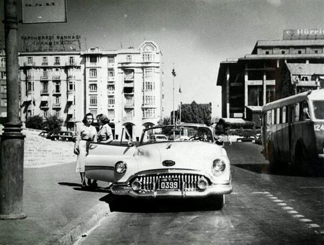 Taksim Meydanı (1950'li yıllar)