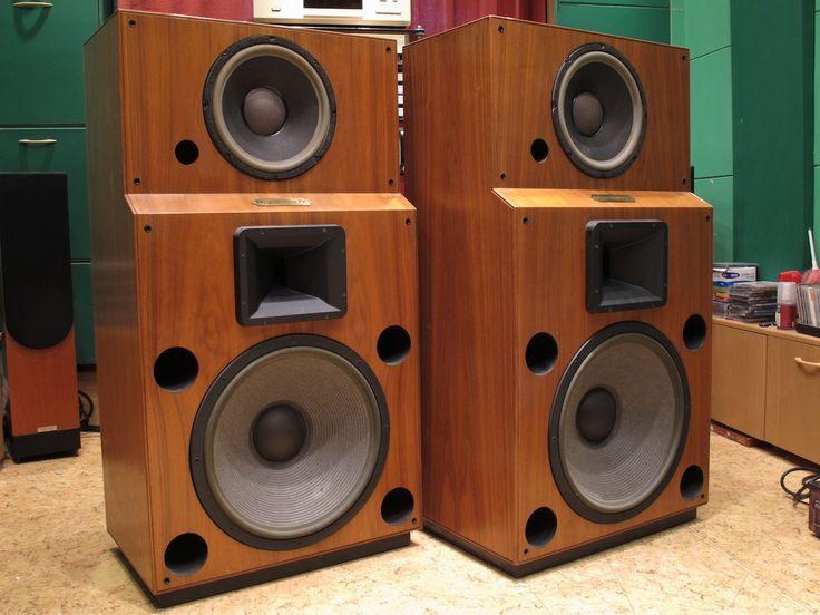 Retro Vintage Modern Hi Fi: Electro Voice Georgian II · Audiophile SpeakersSpeaker  DesignLoudspeakerModern ...