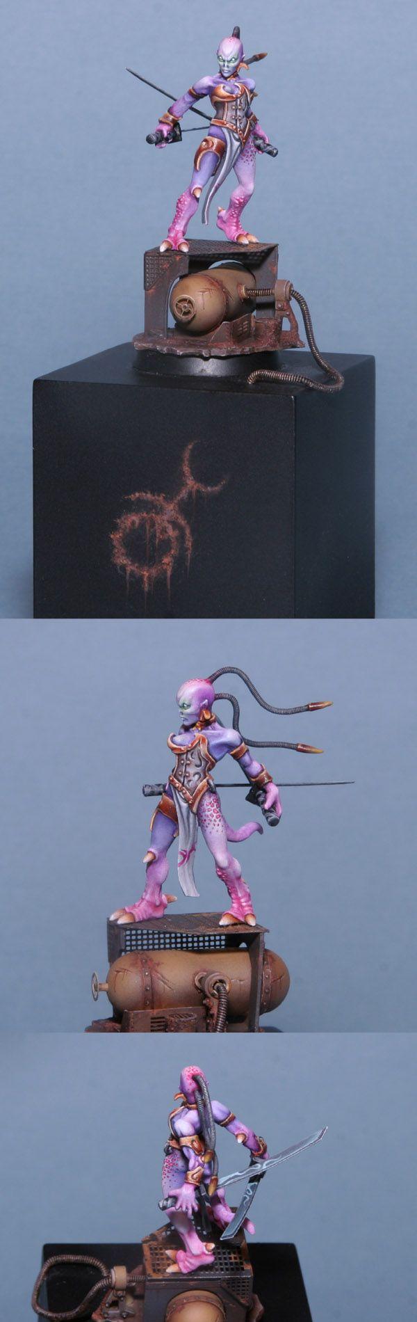 U.K. 2008 - Figurine Individuelle Warhammer 40,000 - Demon Winner, le site non officiel du Golden Demon