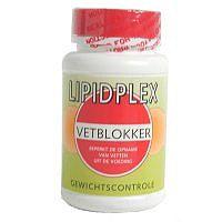 Lipidplex Vetblokker Afslankpillen 60tabl  Mensen verrichten minder lichamelijke inspanning dan vroeger. Daarom is de behoefte aan energierijke voedingsstoffen als vetten en koolhydraten veel minder. Alleen... minder vet eten is moeilijk want 'vette' gerechten zijn vaak erg lekker. Veel voedingsmiddelen bevatten bovendien 'verborgen' vetten.Gelukkig is er Lipidplex vetblokker. Lipidplex splitst in het spijsverteringskanaal overbodige voedingsvetten uit het voedsel en voert ze via de…