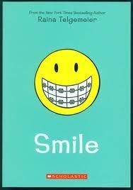 Book Snob: Smile by Raina Telgemeier
