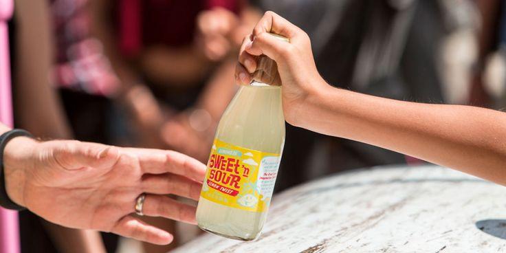 The Great Lemonation Imagination Collaboration — The Dieline - Branding & Packaging Design