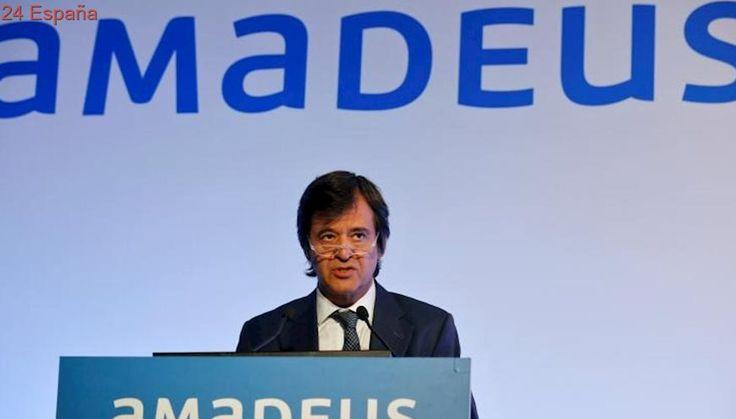 Amadeus IT, la empresa tecnólogica española de faturación y reservas aéreas que opera en 190 países