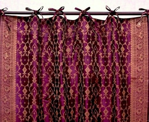 1000+ ideas about Asian Curtains on Pinterest   Vintage Shower ...