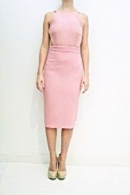 The Fifi Dress without ruffles