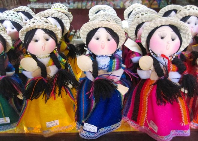 The super adorable little girls of Cuenca. #travel #travelwithkids #familytravel #familyvacations #familyholidays #Ecuador http://www.suitcasesandstrollers.com/interviews/view/ecuador-with-kids-cuenca-insider?l=all