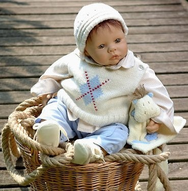 another sweet Zapf baby: Baby Paul, Toddlers Dolls, Dolls Dolls, Child Dolls, Reborn Dolls, Lifelik Baby, Zapf Baby, Baby Dolls, Sweet Zapf