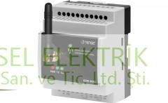 GSM Modem, Quand band GSM/GPRS/EDGE, RS-232, RS-485, TCP-IP uyumlu, izoleli, ModBus iletişim, Maksimum 19200 Bps, 2.2dBi SMA değiştirilebilir anten