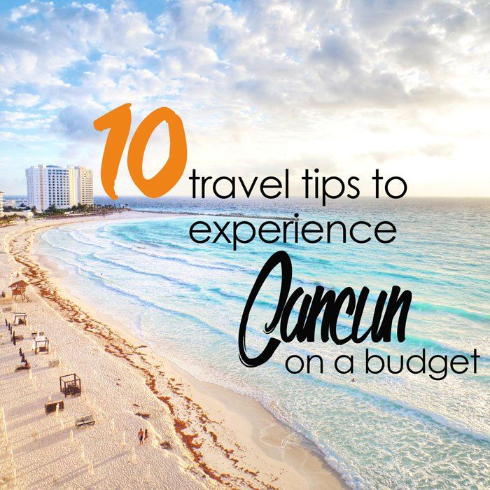 Cancun has become the hottest destination to travel to in Mexico for the last couple of years. Aside from the rising domestic tourism increase, there are also direct flights from Canada, and cheap air fares through Munich. It is now a more international place than ever before. So in bookmark/save/pin this because I am sure…