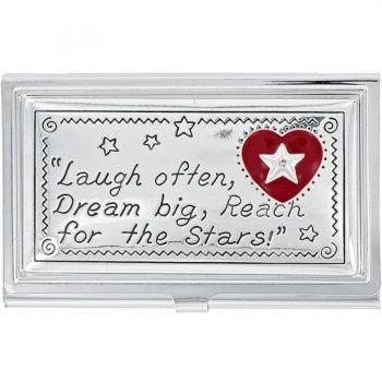 55 best business card case images on pinterest business card case joyful heart card case colourmoves Images