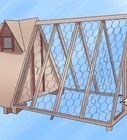 How to Build a Simple Chicken Coop: 5 Steps - wikiHow