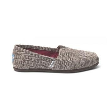 Womens TOMS Metallic Classic Casual Shoe #Glimpse_by_TheFind