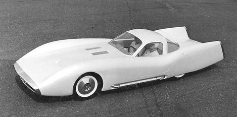 Ford Thunderbird Mexico, 1956 - A beautiful model.