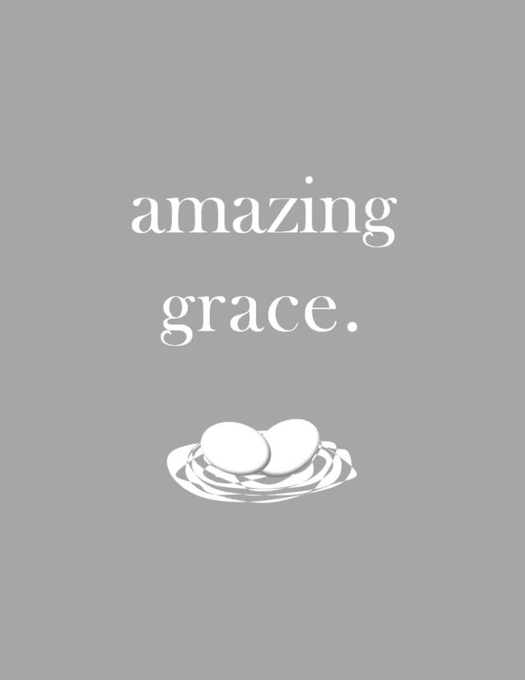 A Free Easter Printable { amazing grace } ~ Madigan Made { simple DIY ideas }   – For the Home