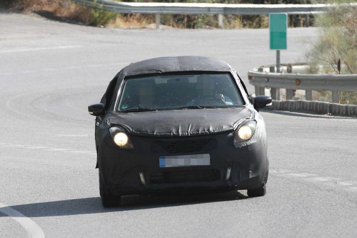 2016 Suzuki Swift 5 Door Hatchback Spy Photos - 2016 Suzuki Swift, 2016 Suzuki Swift Prices, 2016 Suzuki Swift Review, 2016 Suzuki Swift Specification, Suzuki Swift, Suzuki Swift 2016 - http://www.autocarbuzz.com/2516/2016-suzuki-swift-5-door-hatchback-spy-photos/