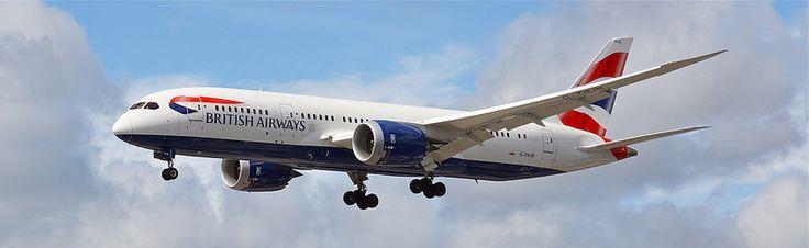 G-ZBJB British Airways Boeing 787-800