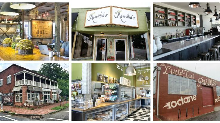 best coffee shops of Atlanta