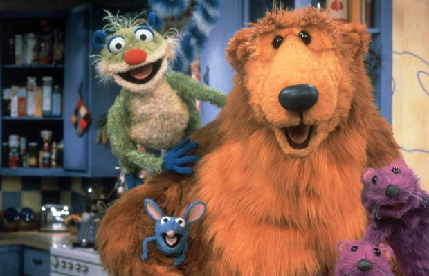 70 best images about bear in the big blue house on for Tv programma het huis