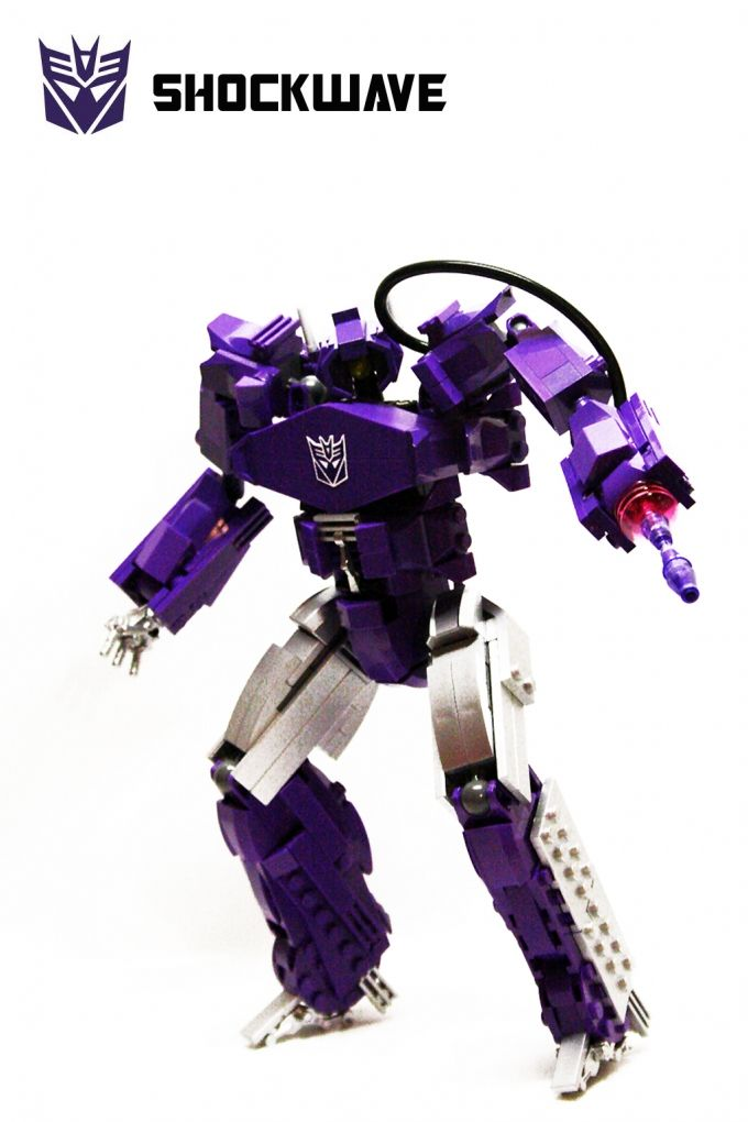 LEGO Transformers | ... decepticon, shockwave, Orion Pax, Lego, Transformers,Lego Transformers