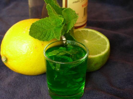 Mojito Jello Shots Recipe - Food.com