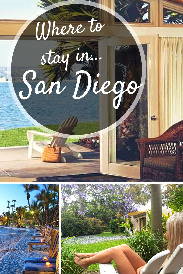 Find out where the best place to stay in San Diego is... make the most of your next trip! We stayed here and trust me, you will not be disappointed.