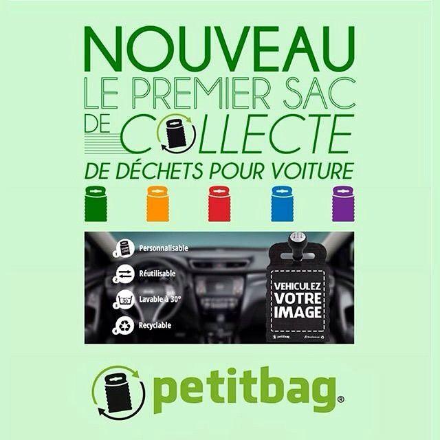 Nouvel article en ligne ! Venez découvrir le Petit Bag -> http://www.mavip.fr/petit-bag-le-1er-sac-de-collecte-de-dechets-pour-voiture/ #mavip #blog #article #PetitBag #communication #écologie #collecte #déchets #voiture #sac #recyclable #pratique #personnalisable #mavipoftheday #photooftheday #illustrator #tendance #objet #2015