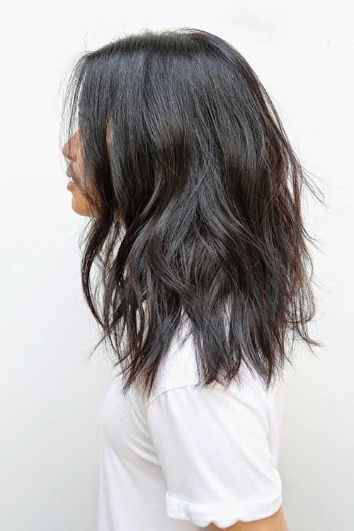 20  Medium Long Hair Cuts